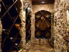 tuscan+basements | ... , old world wine cellar, 3 weeks of hard work .... , Basements Design