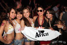 EDC 2011 Avicii Fans