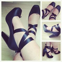 Yay!!! My @ShoesMelissa black ballet heels have finally arrived!! Been searching for these for a year now! #happy #Melissa #shoesoftheday #shoeporn #heels  #fashion #eatmymelissa #melissaballet