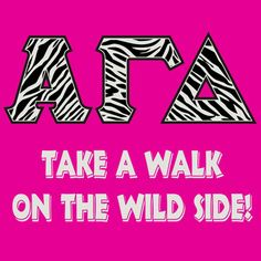 Alpha Gamma Delta Greek Wildside Shirt $9.90