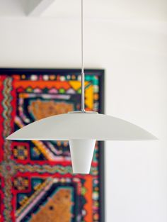 Hip Pendant Suspended from a Cloth Cord >> http://www.hgtvremodels.com/interiors/a-modern-spin-on-a-home-addition/index.html?soc=pinterest