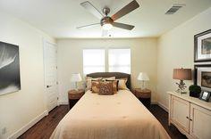 Avondale Park Manor Bedroom  by Drake Homes Inc., Houston, Texas http://drakehomesinc.com/?communities=avondale-park