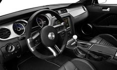 2015 Ford Mustang Shelby GT500 Coupe interior