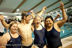 Special Olympics New Zealand National Summer Games 2013