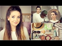Get Ready With Me - Festival Edition | Zoella