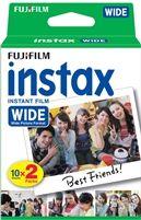 Fujifilm Instax wide films 20