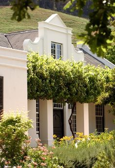 Mont Rochelle Hotel, Franschhoek, South Africa