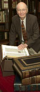 Princeton University Receives $300M Rare Book Gift, Including the Famed 1455 Gutenberg Bible (PIWorld.com 17 February 2015)