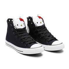 Converse x Hello Kitty Adult Chuck Taylor All Star High Top - Sanrio 187f8467d6