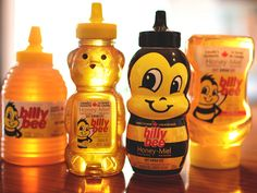 There's a Billy Bee for everyone and every occasion! Display Design, Honey, Board, Recipe, Planks