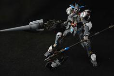 Gundam Family: 1/100 Gundam Gusion Rebake Custom Build