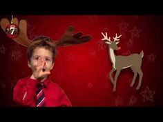 25 Signs of Christmas in ASL - YouTube