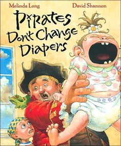 My son loved for my hubby to read this book to him because he talks such awesome pirate talk!!