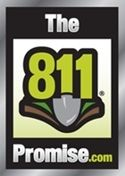 Safe digging 811 before you dig on pinterest the flag safety and