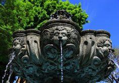 Alguien sabe el nombre de esta Fuente que esta en el Barrio del Artista?