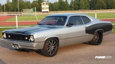 '73 Plymouth Duster