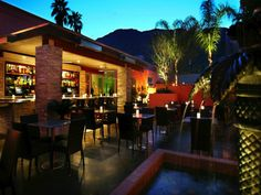 Welcome to Official Website Welcome to The Tropicale Restaurant & Coral Seas Lounge® Palm Springs