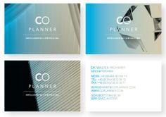 CoPlanner corporate and web deisgn work - Creative direction: Mike Fuisz;  Art direction and graphic design: Josef Heigl; Strategic advice: Kirsten Ives; Photography: Thomas Licht