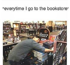 So so true. And when I touch Mockingjay, I get all misty eyed. Sorry if your copy is wet.