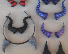 polymer clay horns – Etsy