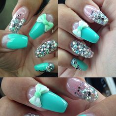 They are some serious nails!