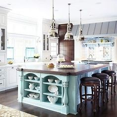 Robbin's Egg blue kitchen stuff | SurfersParadiseProperty