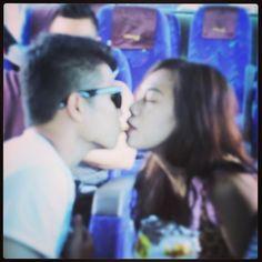 never been kiss