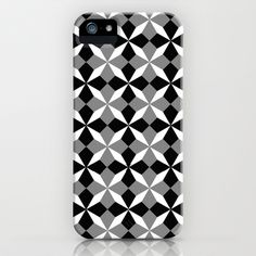 Black&White Pattern iPhone & iPod Case by sevalozgel - $35.00 http://society6.com/sevalozgel/blackwhite-pattern-asz_iphone-case#52=377
