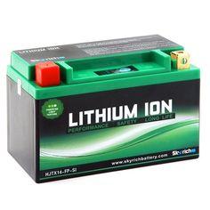 Batterie prête à monter, ultra légère et fiable !