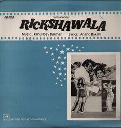 Rickshawala New Indian Vinyl LP