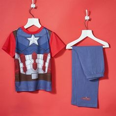 Marvel Reversible PJs