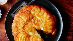 Golden Potato Cake. http://www.bonappetit.com/recipe/golden-potato-cake
