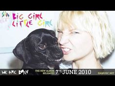 New track Big Girl Little Girl, taken from Sia's forthcoming album We Are Born which is released on June 2010 - we can't wait! Pre-order We Are Born righ. Her Music, Good Music, News Track, My Emotions, Music Albums, Diy Videos, Music Publishing, Little Girls, Shit Happens