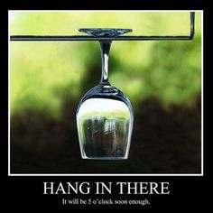 It's Monday, hang in there!  #wine #winelover