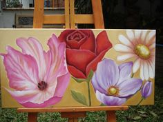 Lily, Painting, Art, Modern Paintings, Painting Art, Lilies, Paintings, Kunst, Paint