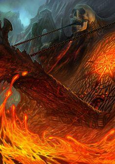 The Gate - Warhammer 40K:Emperor's Chosen by jubjubjedi.deviantart.com on @deviantART