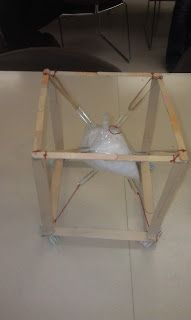 Best Egg Drop Design Using Popsicle Sticks And Straws
