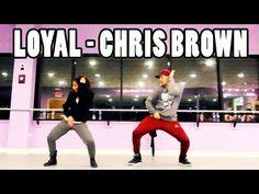 LOYAL - @ChrisBrown Dance Video | Choreography by @MattSteffanina & Dana Alexa - YouTube