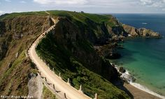 Sark, Channel Islands (Europe, not California)