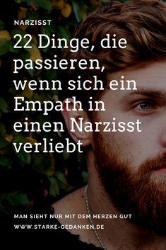 1. Der Empath tritt in die Beziehung ein und wünscht sich tiefe, bedingungslose Liebe. Der