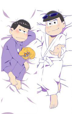 """59/"""" Anime Dakimakura Osomatsu-san Matsuno Ichimatsu Hug Body Pillow Case Cover"""