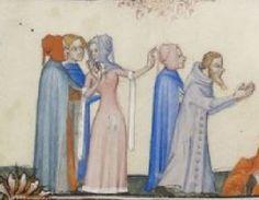 tippet + chaperon - Très belles heures de notre dame 1375-1400 - Copie
