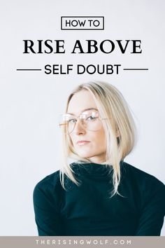 Are you ready to say PEACE OUT to self doubt? In this episode Jamie Sea goes over the 3 reasons why self doubt occurs and how to RISE ABOVE it so you can feel more in alignment with your self and make the impact in your biz that you deeply desire. Be Confident In Yourself, How To Better Yourself, Success Mindset, Positive Mindset, You Better Work, Better Life, Self Healing Quotes, Thing 1, Self Motivation