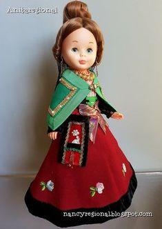 Nancy Doll, Doll Making Tutorials, Regional, Doll Accessories, American Girl, Harajuku, Dolls, Blog, Folklore