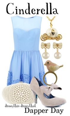 Cinderella Outfit<3