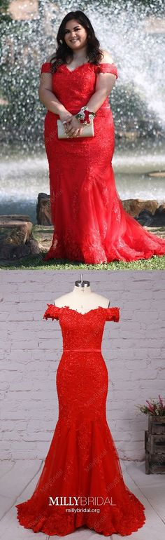 Long Prom Dresses Red, Modest Mermaid Formal Evening Dresses With Sleeves : Red Prom Dresses Long, Mermaid Prom Dresses With Sleeves, Modest Prom Dresses For Teens, Off The Shoulder Prom Dresses Lace Prom Dresses For Teens, Elegant Prom Dresses, Prom Dresses Online, Cheap Prom Dresses, Formal Evening Dresses, Trendy Dresses, Wedding Party Dresses, Nice Dresses, Modest Wedding