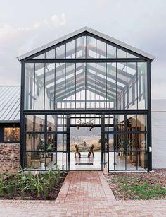 Design Loft, House Design, Design Design, Conservatory House, Greenhouse House, Conservatory Ideas, Architecture Design, Architecture Definition, Computer Architecture