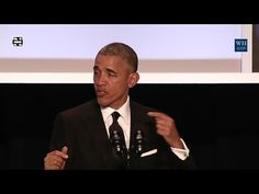 Obama Speaks at APAICS Awards Gala