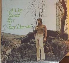 Tony Darrow A Very Special Love Vinyl Pop Record Album by RASVINYL on Etsy