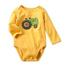Jumping Beans Appliqued Bodysuit - Baby. Size: 6, 9 y 24 meses. Price: $6